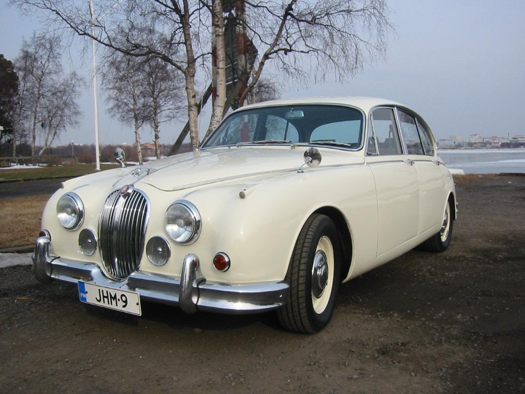 Cool Cars Jaguar Mark 2