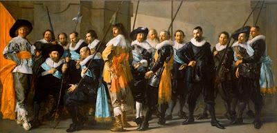 La compañía del capitán Reijnier Reael