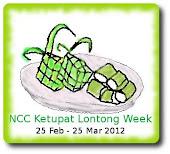 NCC Ketupat Lontong Week