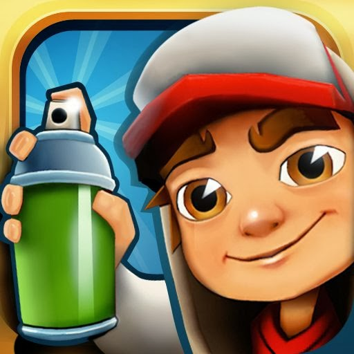 Subway Surfers (Unlimited Keys, Coins and Characters) 1