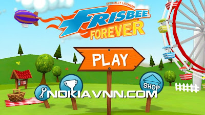 FrisbeeForeverHD 1 Download Game Frisbee Forever HD 1.2.0(1) for Nokia N9 MeeGo