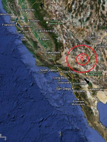 Southern California Earthquake