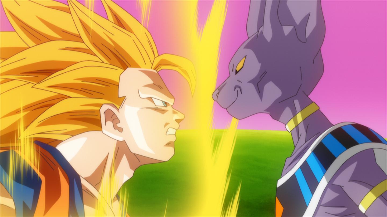 Toei Unggah Gambar Dragon Ball Z: Battle of Gods Resolusi Tinggi