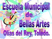 MI BLOG: ARTEOLIAS, Escuela de Arte de Olias del Rey, Toledo