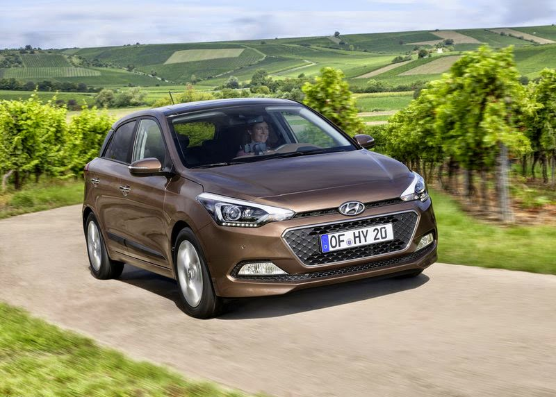 2015 Hyundai I20 Coupe For Stylish Driving