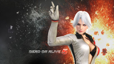 Christie Dead or Alive 5 Wallpaper