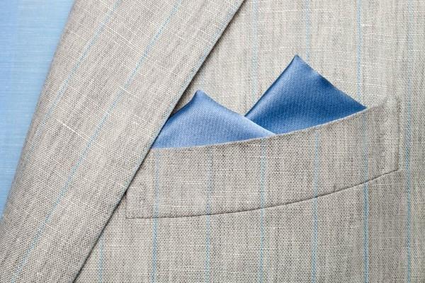 Как сделать карман на пиджаке