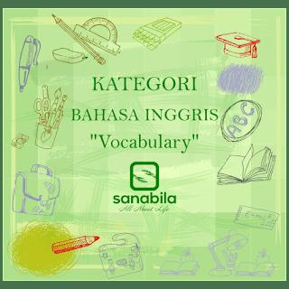 Macam-macam Vocabulary tentang Kedokteran dan Kesehatan Abjad A-G (Inggris - Indonesia)