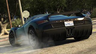 Grand Theft Auto V  Car