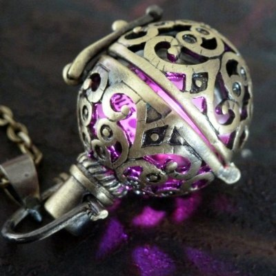 Jillian Stone giveaway steampunk necklace