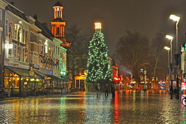 Grote Markt - kerstboom
