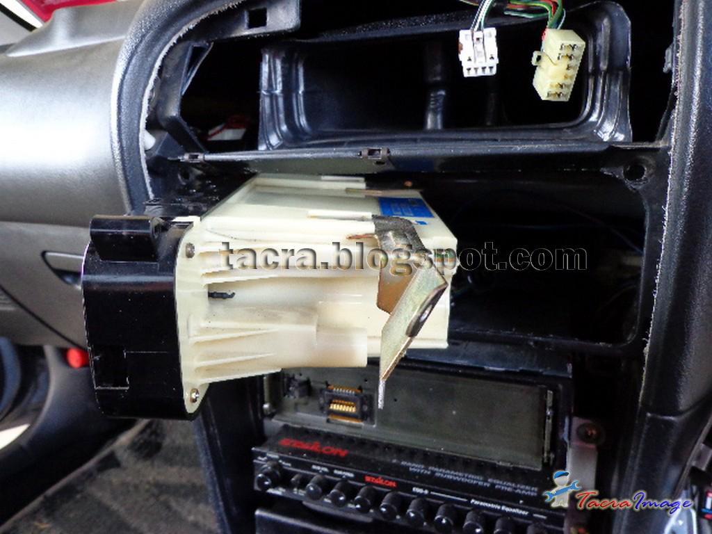 Tacra U0026 39 S Diy Garage  Panel Digital Removal  U0026 Switch