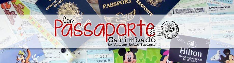 Com Passaporte Carimbado