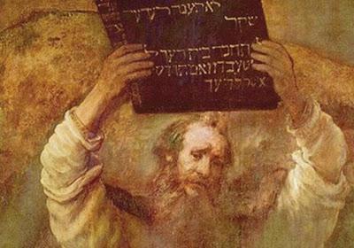 Moisés é a maior  influência  dos judeus