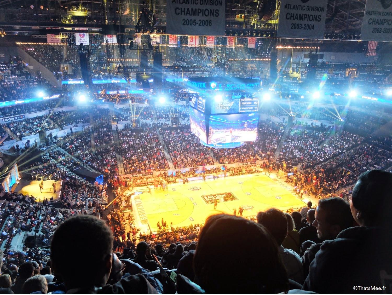 NBA All Star Game NBA ASG2015 Barclays Center