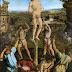 """Aziz Sebastian'ın Şehitliği """"Martyrdom of Saint Sebastian"""" - Pollaiuolo"""
