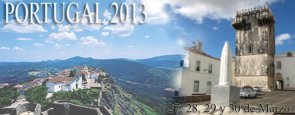 CADIZ - PORTUGAL 2013