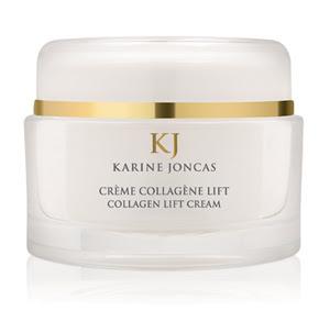 Crème au collagène Karine Joncas
