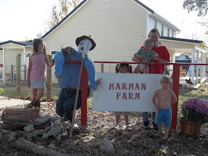 The (human) Kids of Harman Farm