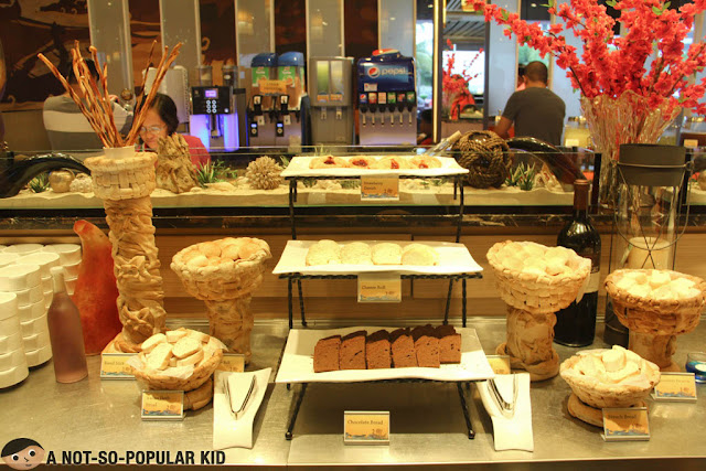 Vikings MOA Bread Section Buffet