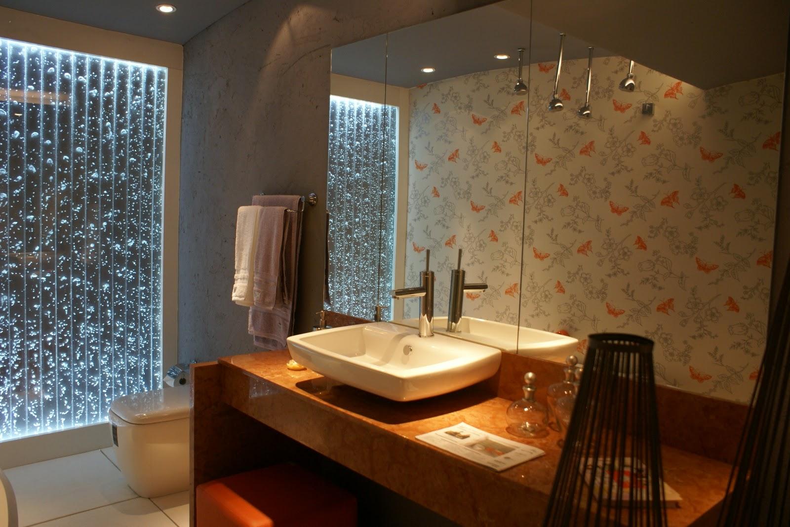 Ederson Amorim Acabamentos e Design: Lindo Banheiro com metais Meber. #A57526 1600x1067 Acabamentos Banheiro Deca