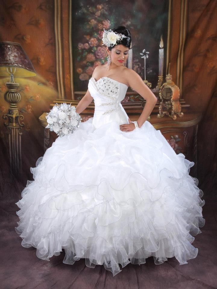 Quinceanera Dresses in Dallas: April 2011