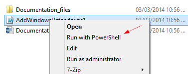 Right click and run with PowerShell