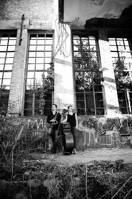 Duojazz aus Mannheim und Stuttgart