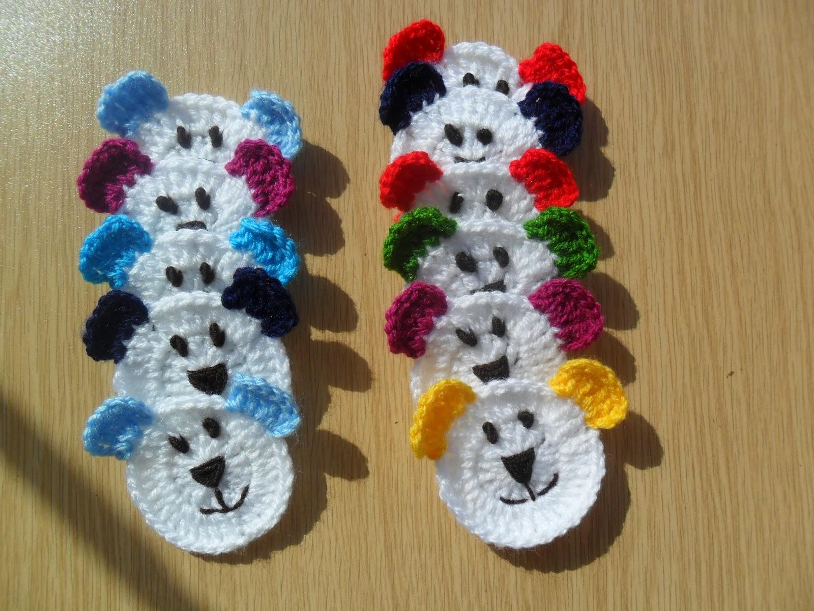 Вязание детского пледа с мишками - Handmade-Paradise 8
