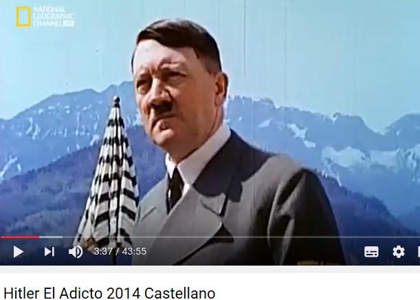 Personajes que no existen: Adolf Hitler