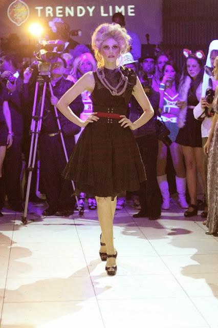 Kate Knuvelder Trendy Halloween 2013