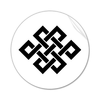 Feng shui total simbolo feng shui el nudo mistico for Feng shui energia positiva