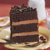 كيك الشوكولاتة بالكراميل تورتة الشوكولاتة مع الكراميل
