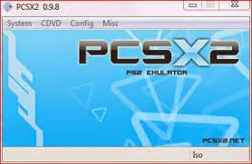 Emulator PS2 pcsx2 0.9.8 r 4600 + bios full version ZGAS-PC -