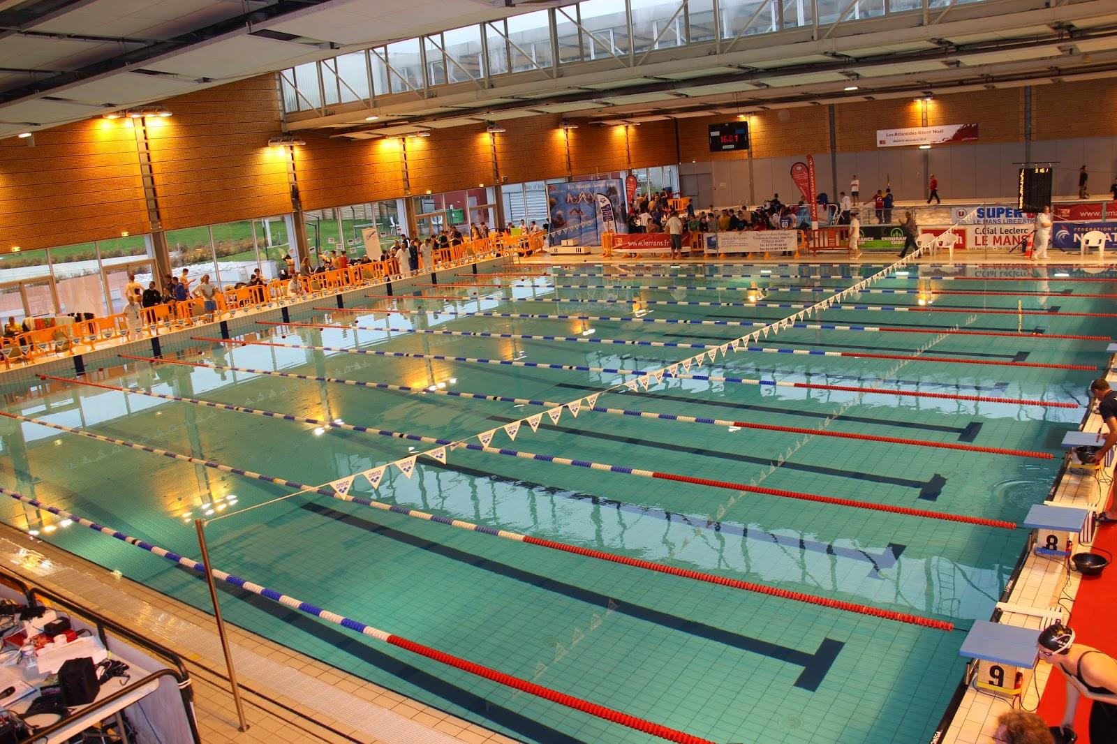 Les derni res nouvelles ecn club de natation ecn - Piscine semi creusee le mans ...
