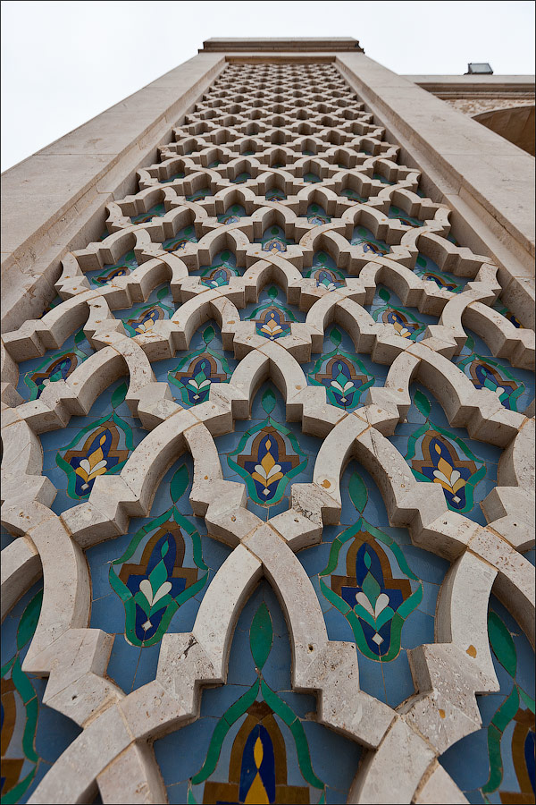 روائع العمارة الإسلامية .... مسجد