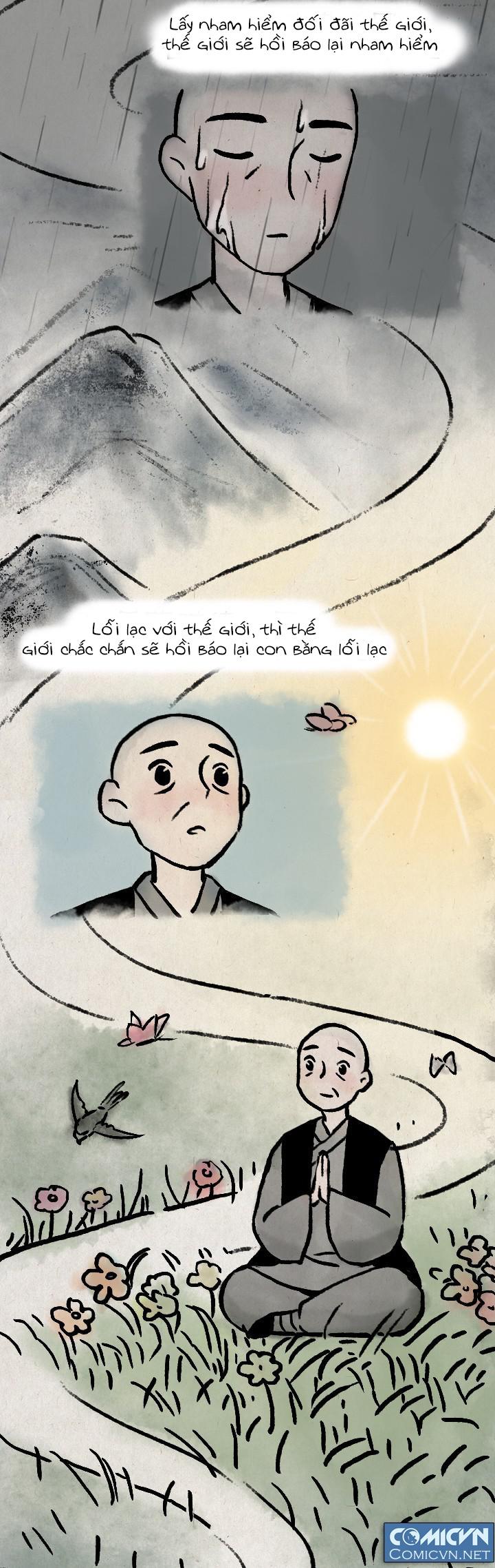 Nhất Thiền Tiểu Hòa Thượng Chap 71 - Next Chap 72