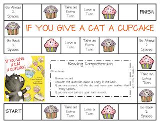 Give A Cat A Cupcake