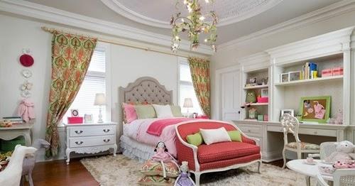 Interior Design Ideas   Girls Bedroom Furniture   Paint ...