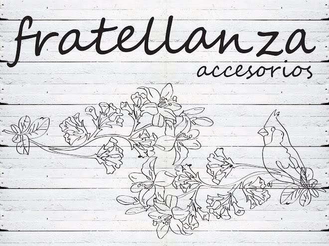 ♥  Fratellanza accesorios   ♥