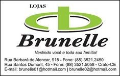 LOJAS BRUNELLE - CRATO