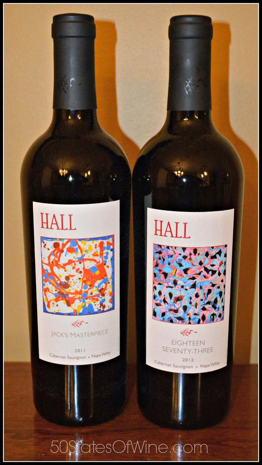 WineStudio: Hall Wines Cabernet