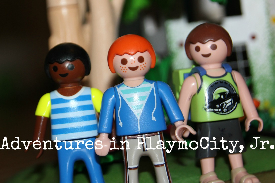 Adventures in PlaymoCity, Jr.