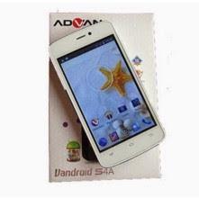 Review Advan Vandroid S4A