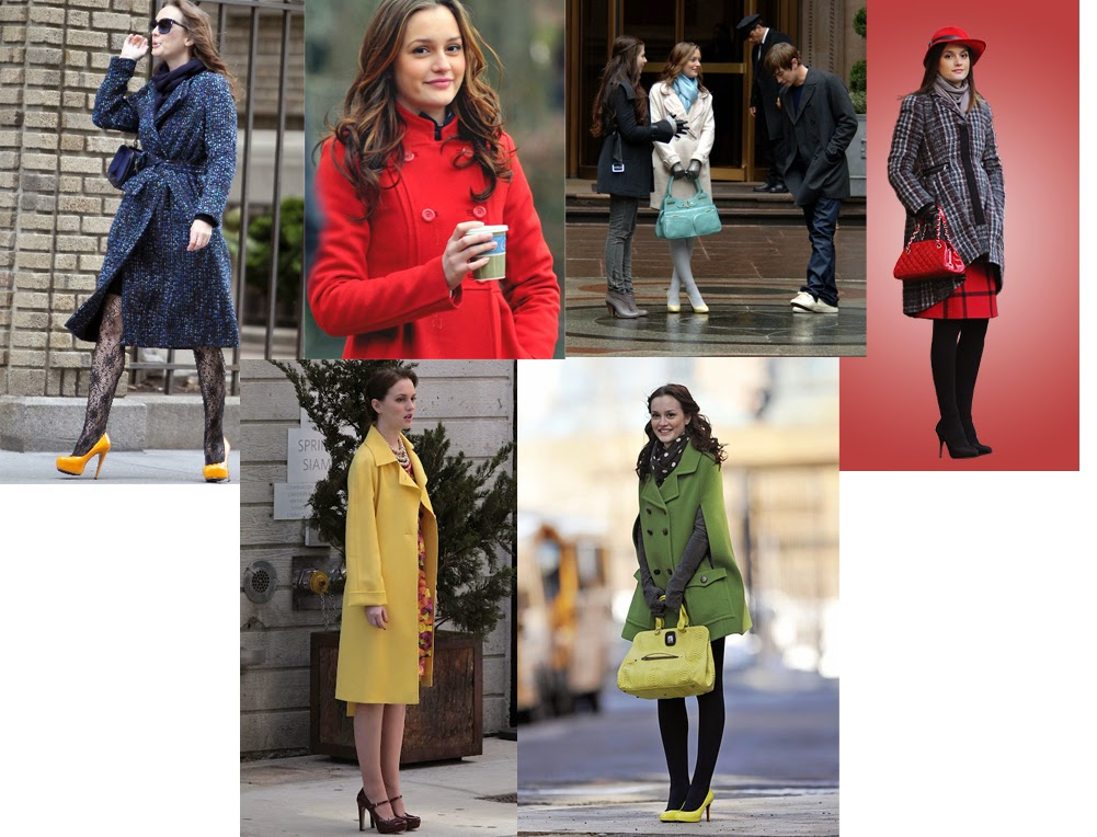 Blair Waldorf Gossip Girl Fashion  Blair Waldorfs Best