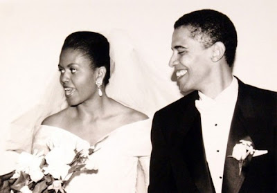 Obamas Wedding Photo