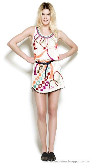 Vestidos Kosiuko 2013 ropa de mujer.