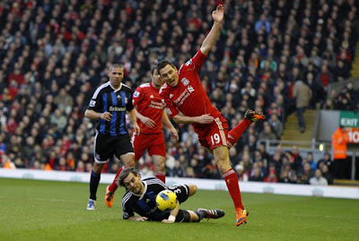 Liverpool 0 - 0 Stoke City (3)
