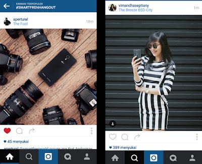 pemenang foto keren instagram #smartfrenhangout