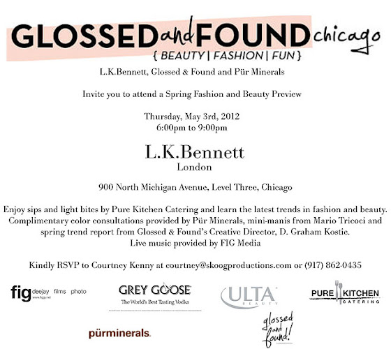 LK Bennett with Glossed & Found